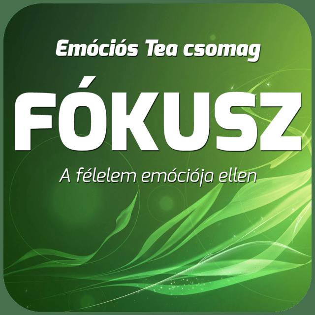 Fókusz - Emóciós Tea Csomag