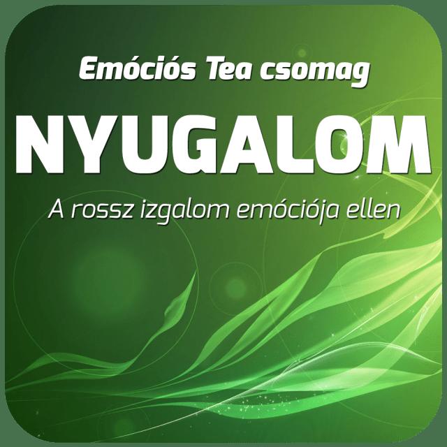 Nyugalom - Emóciós Tea Csomag
