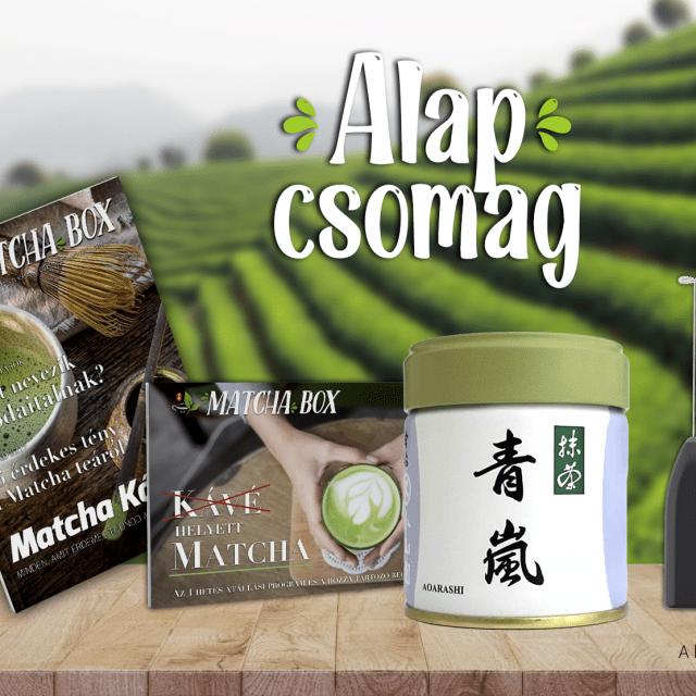 Matcha Alap csomag